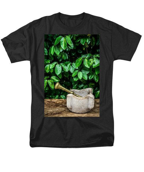 Mortar And Pestle Men's T-Shirt  (Regular Fit) by Marco Oliveira
