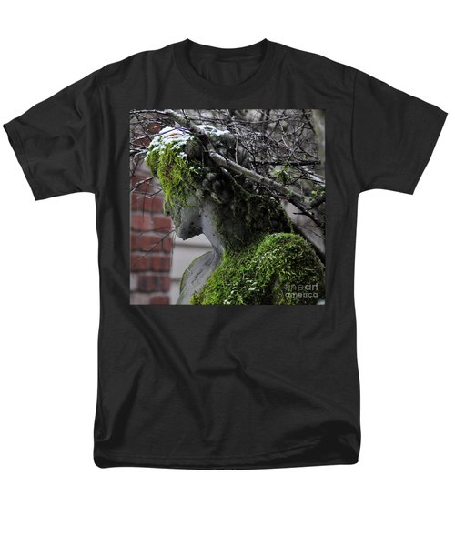 Men's T-Shirt  (Regular Fit) featuring the photograph Mossy Bacchus by Tanya Searcy
