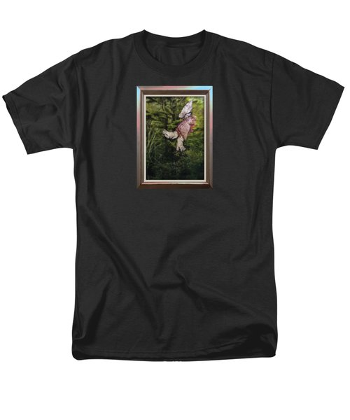 Mother And Daughter One Men's T-Shirt  (Regular Fit)