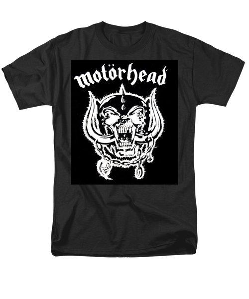 Men's T-Shirt  (Regular Fit) featuring the digital art Motorhead by Gina Dsgn