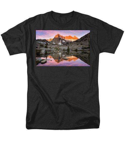 Mountain Air  Men's T-Shirt  (Regular Fit) by Nicki Frates