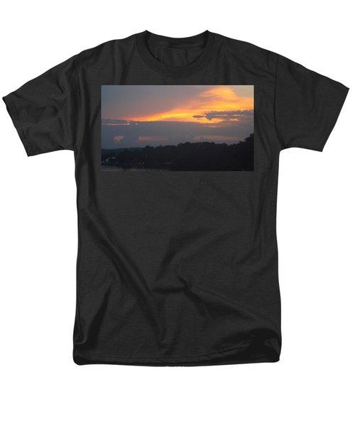 Mountains Of Gold  Men's T-Shirt  (Regular Fit) by Don Koester