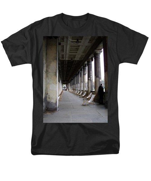 Museumsinsel Men's T-Shirt  (Regular Fit) by Flavia Westerwelle