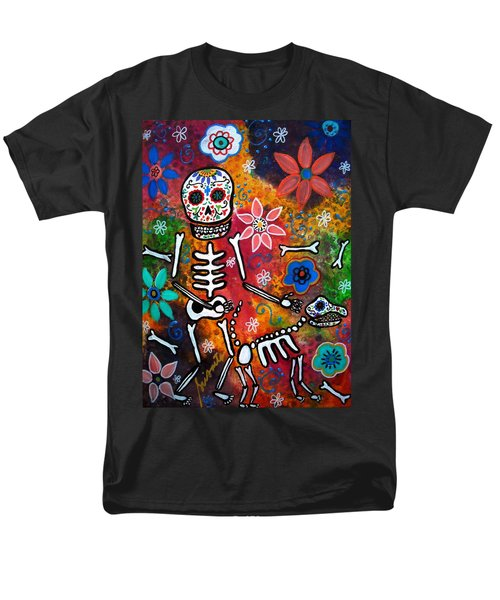 My Bestfriend Men's T-Shirt  (Regular Fit)