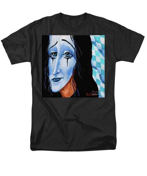 My Dearest Friend Pierrot Men's T-Shirt  (Regular Fit) by Igor Postash