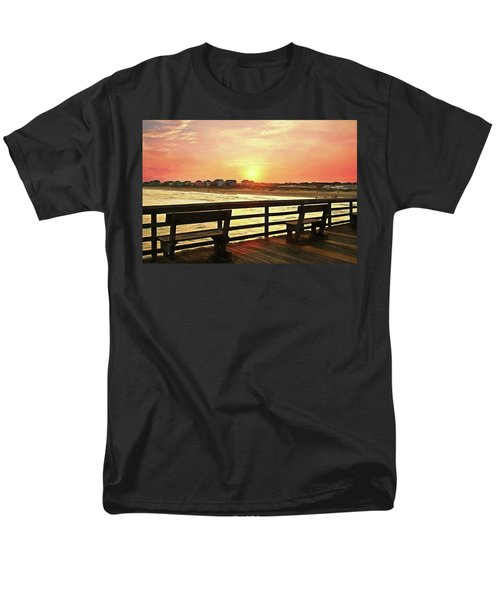 My Favorite Place Men's T-Shirt  (Regular Fit) by Benanne Stiens
