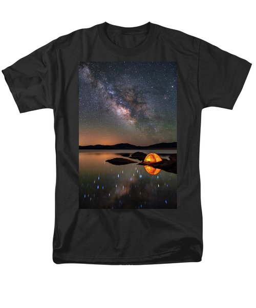 My Million Star Hotel Men's T-Shirt  (Regular Fit) by Darren White