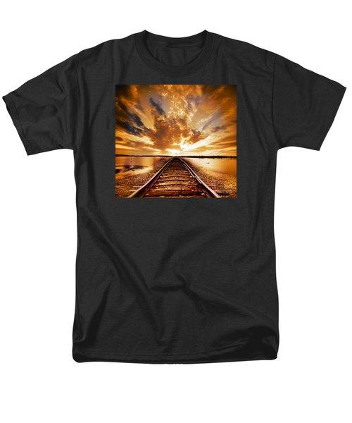 My Way Men's T-Shirt  (Regular Fit) by Jacky Gerritsen