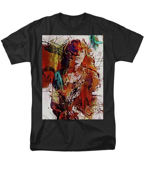 Myrrh Men's T-Shirt  (Regular Fit) by Galen Valle