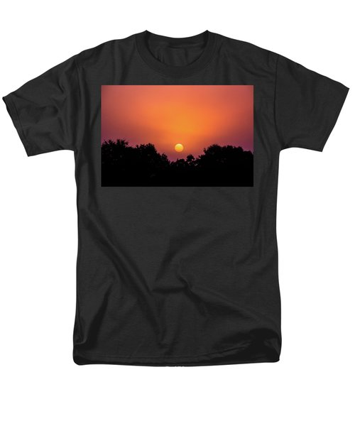 Men's T-Shirt  (Regular Fit) featuring the photograph Mystical And Dramatic by Shelby Young