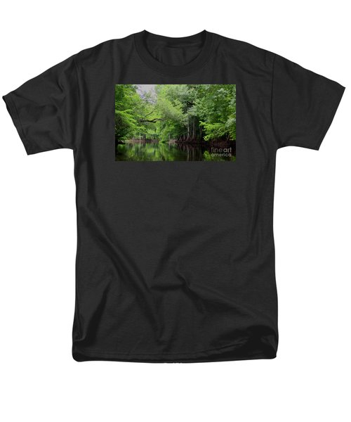 Mystical Withlacoochee River Men's T-Shirt  (Regular Fit)