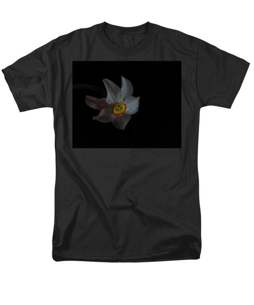 Men's T-Shirt  (Regular Fit) featuring the photograph Narcissus by Susan Capuano