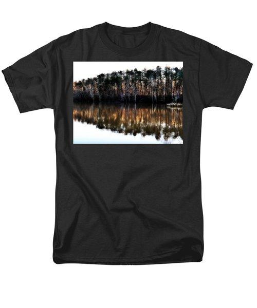 Nature's Design  Men's T-Shirt  (Regular Fit) by Christy Ricafrente