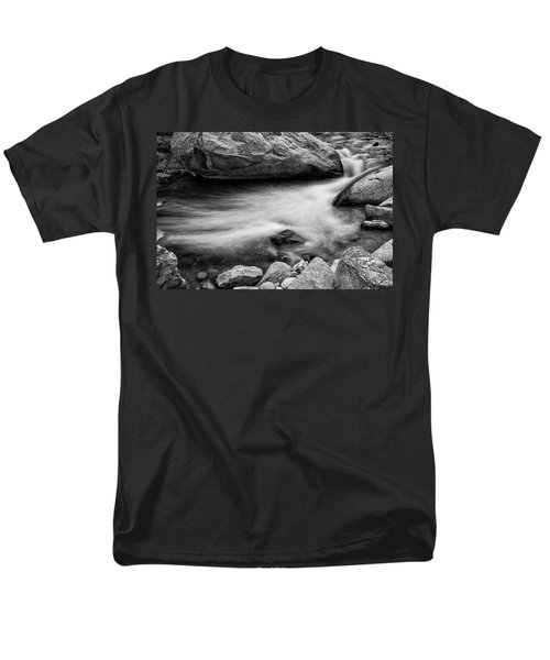 Men's T-Shirt  (Regular Fit) featuring the photograph Nature's Pool by James BO Insogna