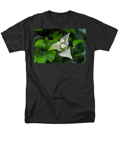 Nature's Triplets Men's T-Shirt  (Regular Fit) by Christopher L Thomley