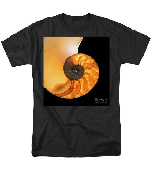 Nautalis Men's T-Shirt  (Regular Fit) by Brian Jones
