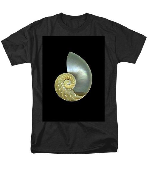 Nautilus Nr.1 Men's T-Shirt  (Regular Fit) by Christian Slanec