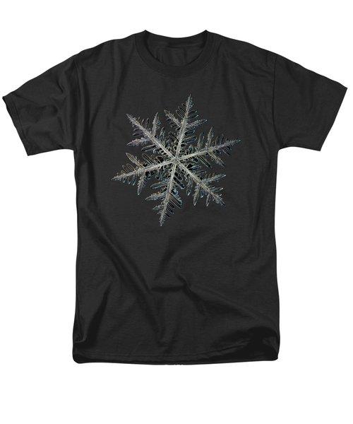 Neon, Black Version Men's T-Shirt  (Regular Fit) by Alexey Kljatov