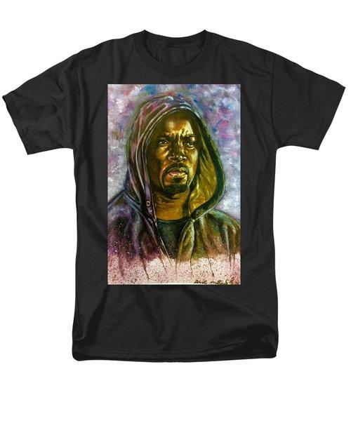 Netflix Luke Cage Men's T-Shirt  (Regular Fit) by Darryl Matthews