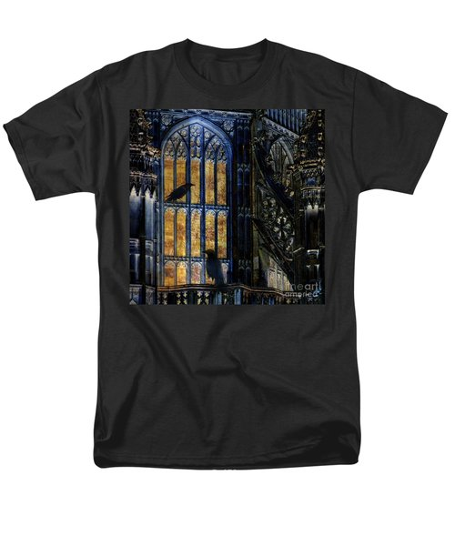 Nevermore Men's T-Shirt  (Regular Fit) by LemonArt Photography