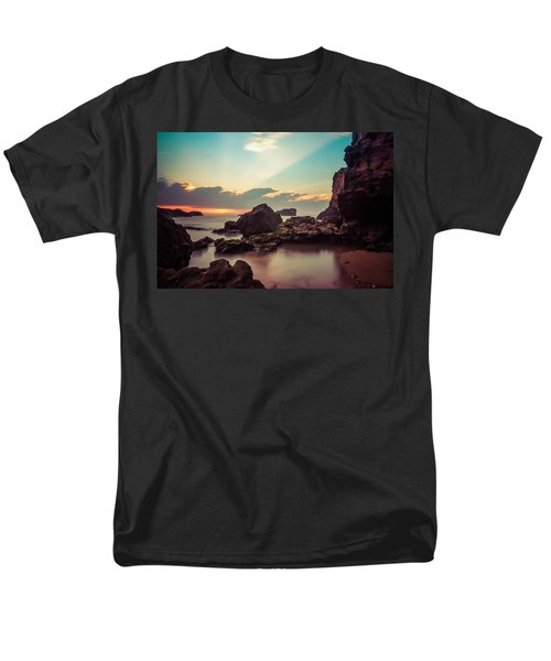 Men's T-Shirt  (Regular Fit) featuring the photograph New Vision by Thierry Bouriat