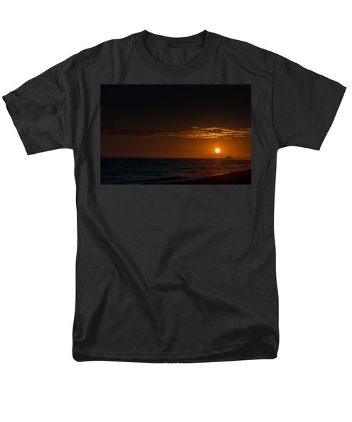 Newport Beach Sunset Men's T-Shirt  (Regular Fit)