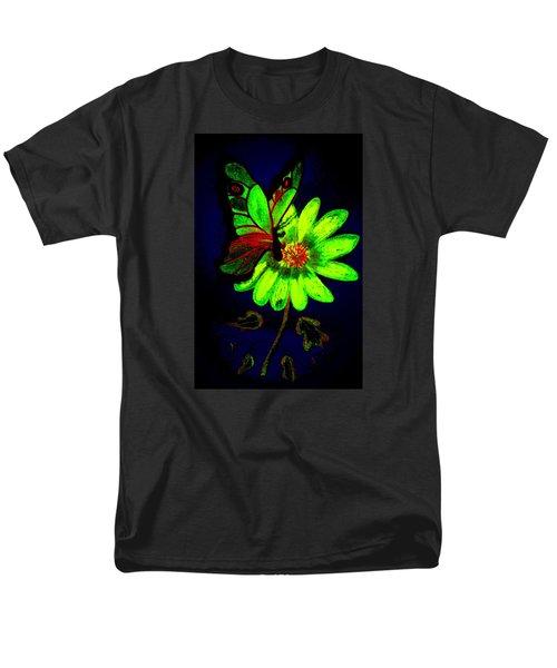 Night Glow Men's T-Shirt  (Regular Fit) by Maria Urso