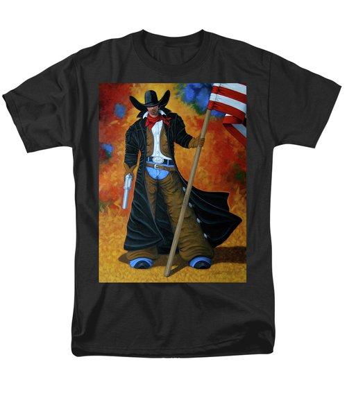 No Trespassing Men's T-Shirt  (Regular Fit) by Lance Headlee