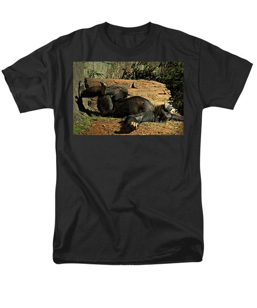 Men's T-Shirt  (Regular Fit) featuring the photograph No Worries by Jessica Brawley