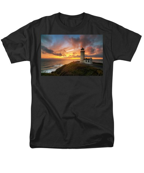 Men's T-Shirt  (Regular Fit) featuring the photograph North Head Dreaming by Ryan Manuel