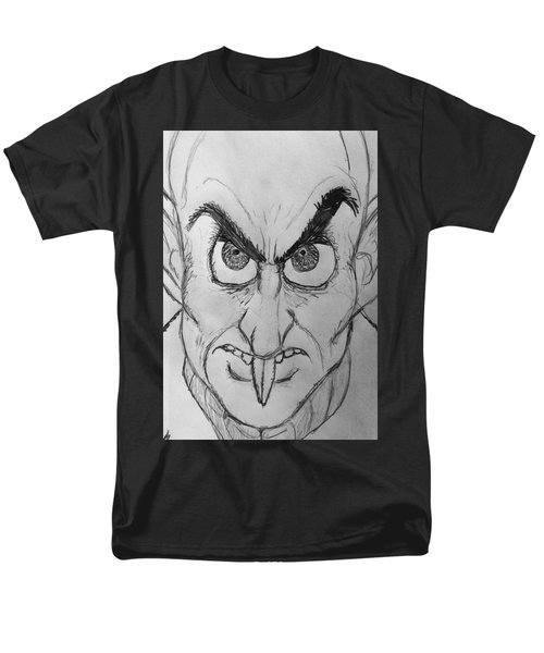 Nosferatu Men's T-Shirt  (Regular Fit) by Yshua The Painter
