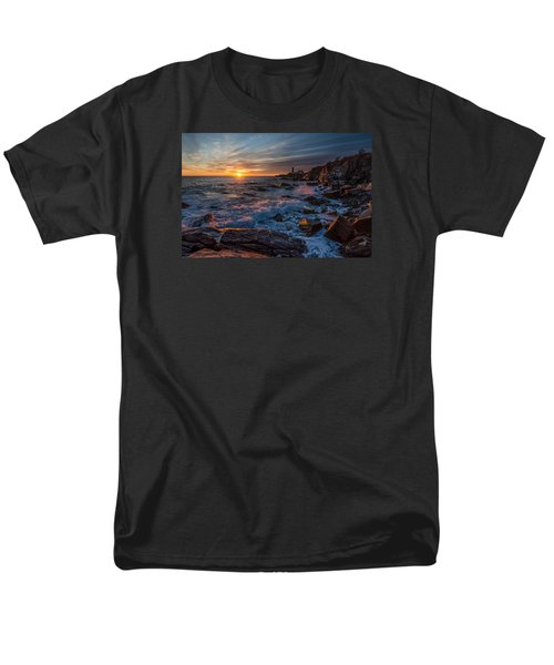 November Morning Men's T-Shirt  (Regular Fit) by Paul Noble