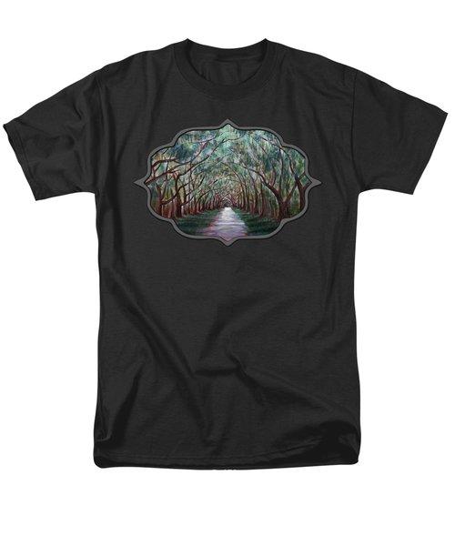 Oak Avenue Men's T-Shirt  (Regular Fit)