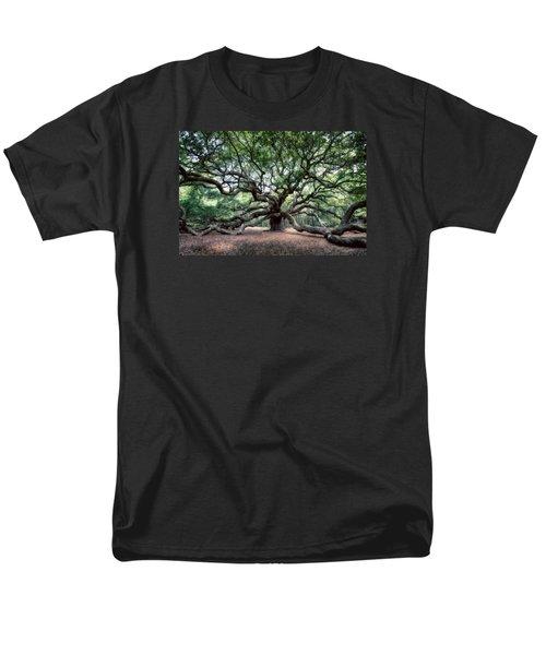 Oak Of The Angels Men's T-Shirt  (Regular Fit) by Renee Sullivan