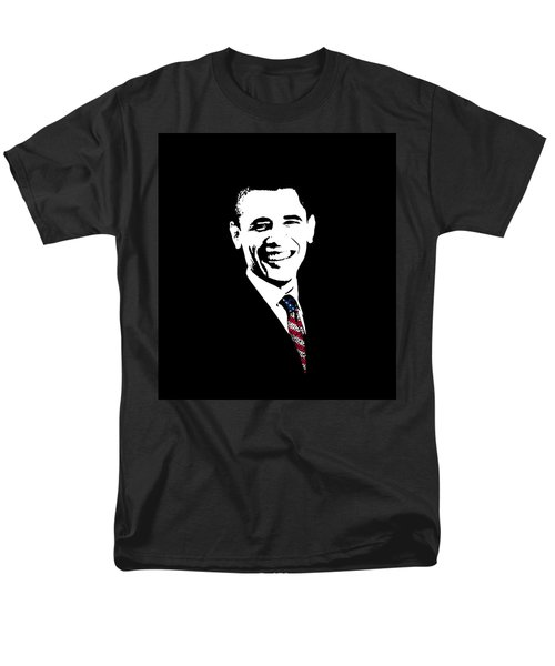 Obama Men's T-Shirt  (Regular Fit) by War Is Hell Store