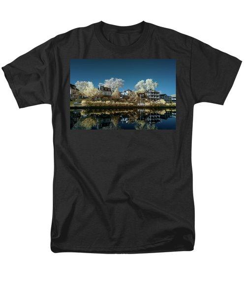 Ocean Grove Nj Men's T-Shirt  (Regular Fit) by Paul Seymour