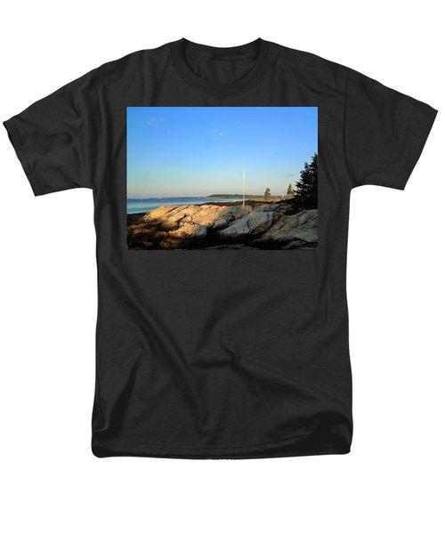 Ocean Point Men's T-Shirt  (Regular Fit)