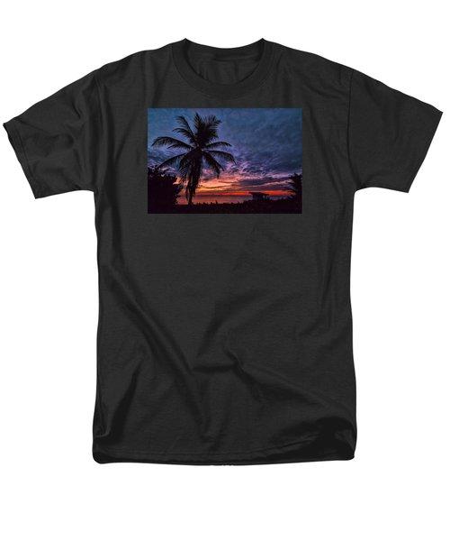 Oceanfront Before Sunrise Men's T-Shirt  (Regular Fit) by Don Durfee
