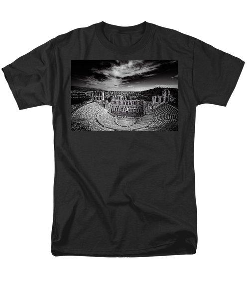 Odeon Of Herodes Atticus Men's T-Shirt  (Regular Fit) by Ian Good