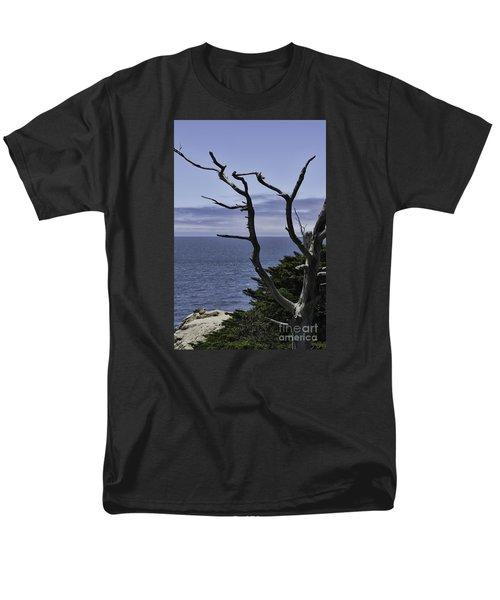 Off Shore Men's T-Shirt  (Regular Fit) by Judy Wolinsky