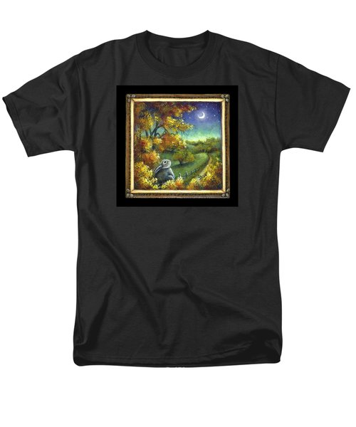 Oh The Possibilities Men's T-Shirt  (Regular Fit) by Retta Stephenson