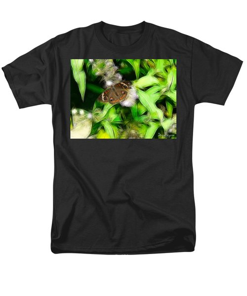 Men's T-Shirt  (Regular Fit) featuring the photograph Ohio Buckeye by EricaMaxine  Price