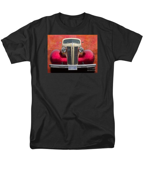 Old Buick Men's T-Shirt  (Regular Fit) by Jim  Hatch