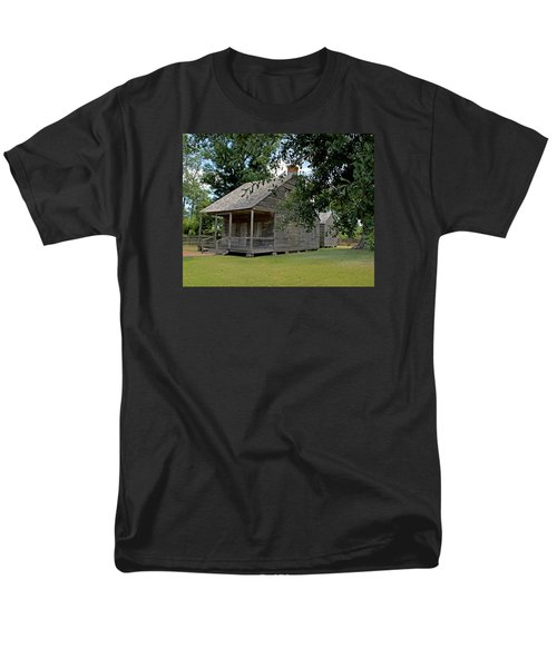 Old Cajun Home Men's T-Shirt  (Regular Fit) by Judy Vincent
