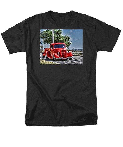 Old Car 2 Men's T-Shirt  (Regular Fit) by Cathy Jourdan