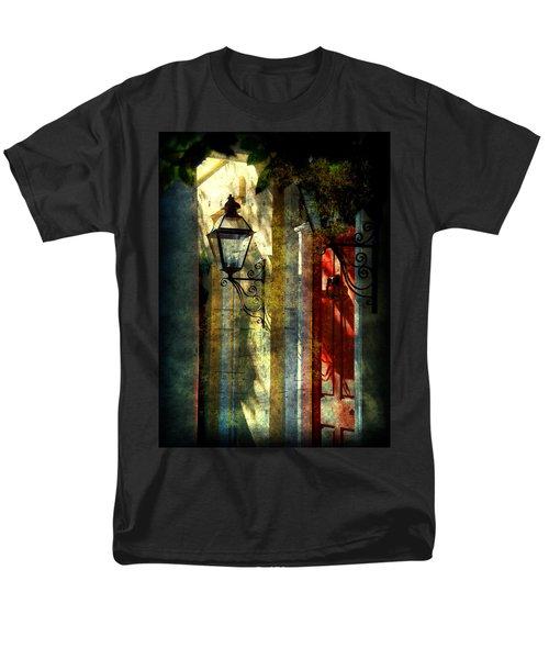 Old Charleston Sc Men's T-Shirt  (Regular Fit) by Susanne Van Hulst
