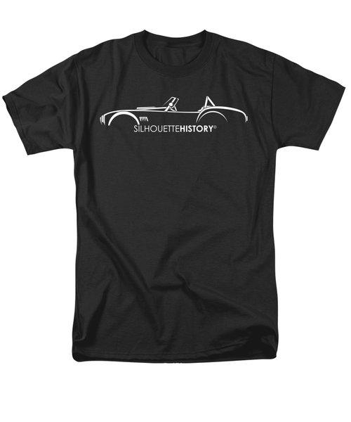 Old Snake Silhouettehistory Men's T-Shirt  (Regular Fit) by Gabor Vida