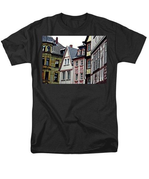 Old Town Mainz Men's T-Shirt  (Regular Fit) by Sarah Loft