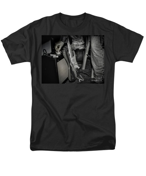 Men's T-Shirt  (Regular Fit) featuring the photograph On In Two Minutes by Robert Frederick