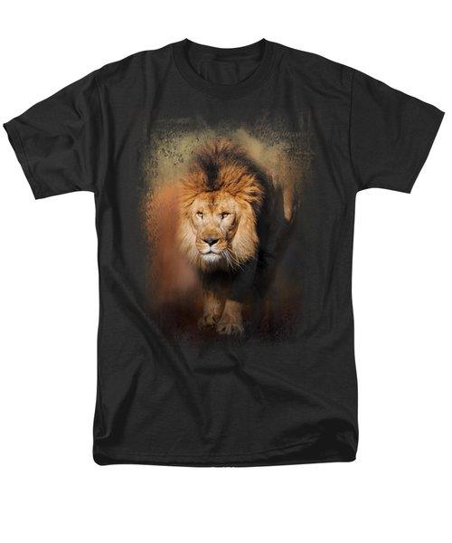 On The Hunt Men's T-Shirt  (Regular Fit)